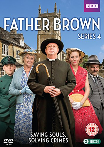 Father Brown - Sesong 4 (UK-import) (DVD)