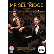 Mr. Selfridge - Sesong 4 (UK-import) (DVD)