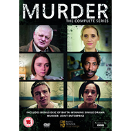 Murder - The Complete Series (UK-import) (DVD)