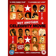 Not Another Celebrity Movie (UK-import) (DVD)