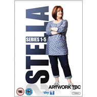 Stella - Sesong 1 - 5 (UK-import) (DVD)