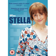 Stella - Sesong 4 (UK-import) (DVD)