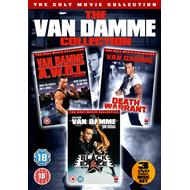 The Van Damme Collection (UK-import) (DVD)