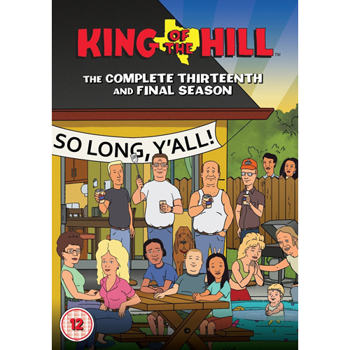 King Of The Hill - Sesong 13 (UK-import) (DVD)