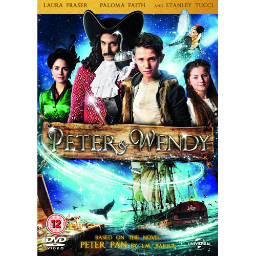 Peter And Wendy (UK-import) (DVD)