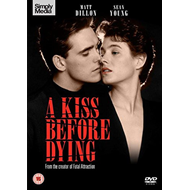 A Kiss Before Dying (UK-import) (DVD)
