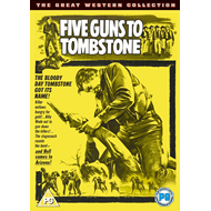Five Guns To Tombstone (UK-import) (DVD)