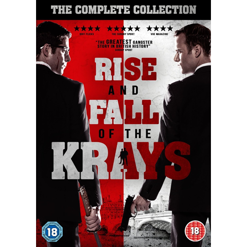 Rise And Fall Of The Krays (UK-import) (DVD)