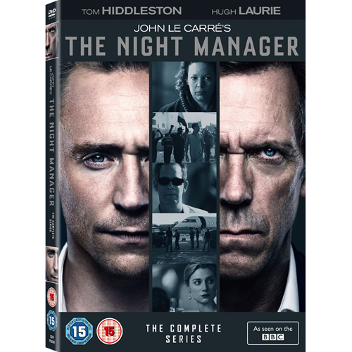 The Night Manager (UK-import) (DVD)