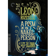 Leon Russel: A Poem Is A Naked Person - Criterion Coillection (DVD - SONE 1)