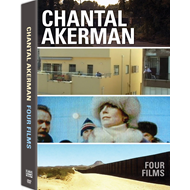 Chantal Akerman: Four Films (DVD - SONE 1)