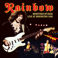 Rainbow - Monsters Of Rock: Live At Donington 1980 (m/CD) (UK-import) (DVD)