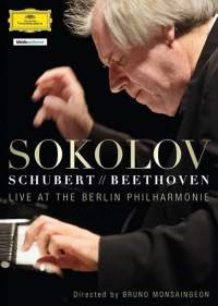 Grigory Sokolov - Schubert // Beethoven: Live At The Berlin Philharmonie (DVD)