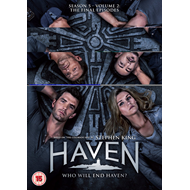 Haven - Sesong 5 Del 2 (UK-import) (DVD)