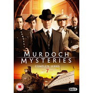 Murdoch Mysteries - Sesong 7 (UK-import) (DVD)