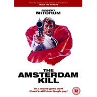 Produktbilde for The Amsterdam Kill (UK-import) (DVD)