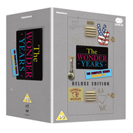 The Wonder Years - The Complete Series - Deluxe Edition (UK-import) (DVD)