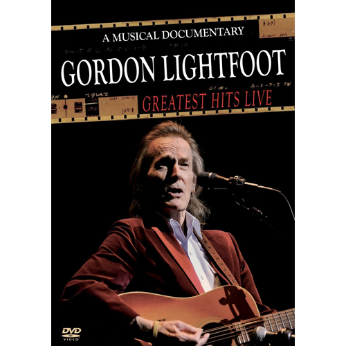 Gordon Lightfoot - Greatest Hits Live (DVD)