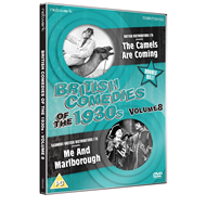 British Comedies Of The 1930s - Vol. 8 (UK-import) (DVD)