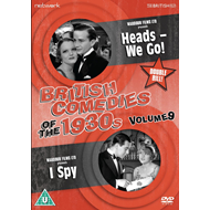 Produktbilde for British Comedies Of The 1930s - Vol. 9 (UK-import) (DVD)