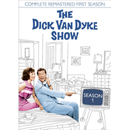 The Dick Van Dyke Show - Sesong 1 (Remastered) (DVD - SONE 1)