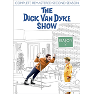 The Dick Van Dyke Show - Sesong 2 (Remastered) (DVD - SONE 1)