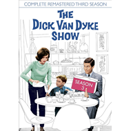 The Dick Van Dyke Show - Sesong 3 (Remastered) (DVD - SONE 1)
