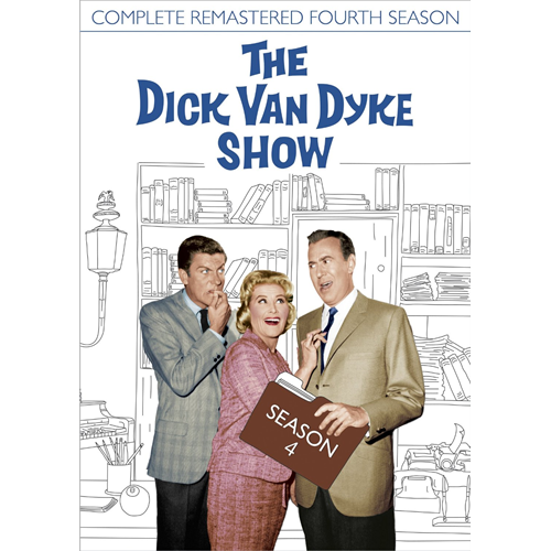 The Dick Van Dyke Show - Sesong 4 (Remastered) (DVD - SONE 1)