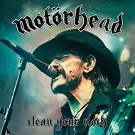 Motörhead - Clean Your Clock (m/CD) (DVD)