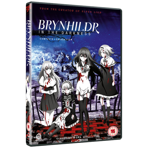 Brynhildr In The Darkness - Complete Collection (UK-import) (DVD)