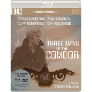 Three Days Of The Condor (UK-import) (Blu-ray + DVD)