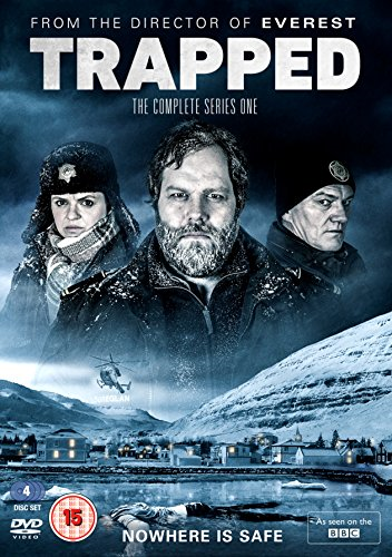 Trapped - Sesong 1 (UK-import) (DVD)