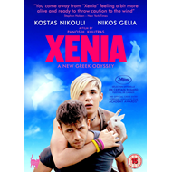 Produktbilde for Xenia (UK-import) (DVD)