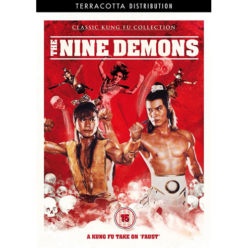 The Nine Demons (UK-import) (DVD)
