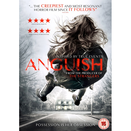 Anguish (UK-import) (DVD)