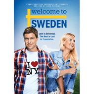 Welcome To Sweden - Sesong 1 (DVD - SONE 1)
