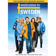 Welcome To Sweden - Sesong 2 (DVD - SONE 1)
