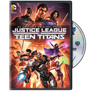 Justice League Vs. Teen Titans (DVD - SONE 1)