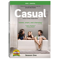 Casual - Sesong 1 (DVD)