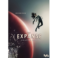 Produktbilde for The Expanse - Sesong 1 (DVD - SONE 1)