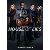 House Of Lies - Sesong 2 (DVD - SONE 1)