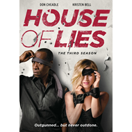 House Of Lies - Sesong 3 (DVD - SONE 1)
