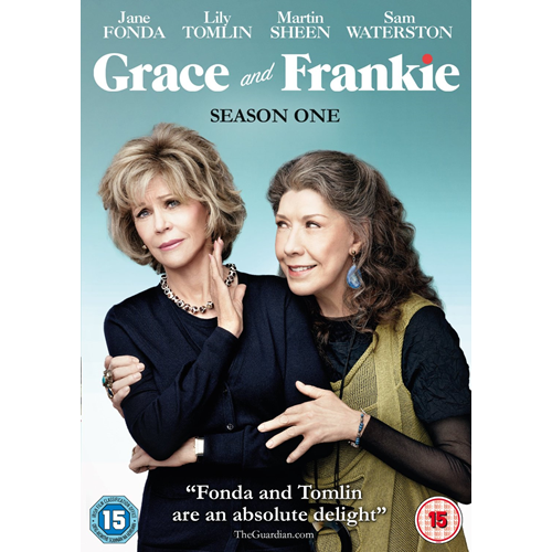 Grace And Frankie - Sesong 1 (UK-import) (DVD)