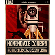 Man With A Movie Camera And Other Works By Dziga Vertov (UK-import) (Blu-ray + DVD)