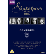 Shakespeare At The BBC: Comedies (UK-import) (DVD)