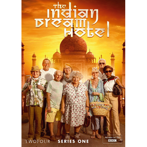 The Indian Dream Hotel - Sesong 1 (UK-import) (DVD)