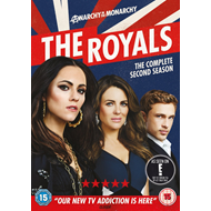 The Royals - Sesong 2 (UK-import) (DVD)