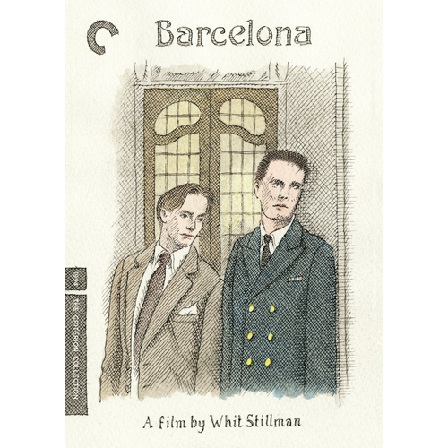 Barcelona - Criterion Collection (DVD - SONE 1)