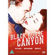 Black Horse Canyon (UK-import) (DVD)