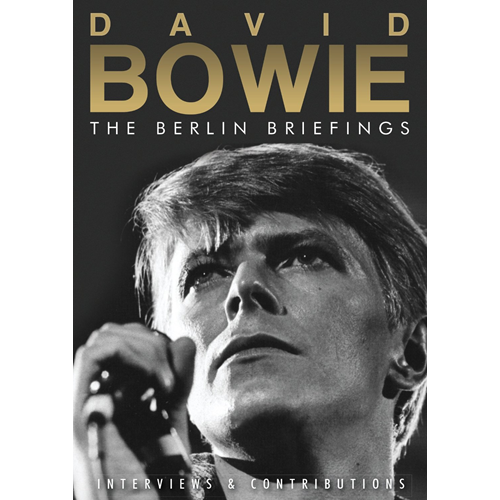 David Bowie - The Berlin Briefings (DVD)